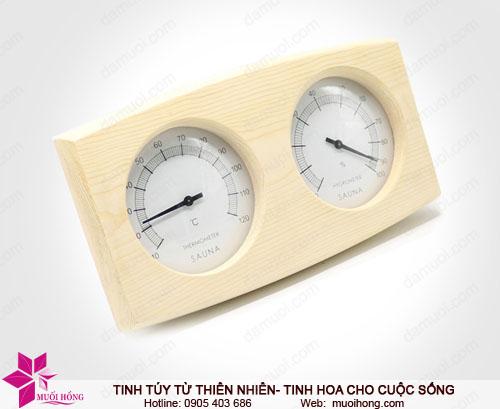 Đồng hồ đo nhiệt kế- ẩm kế