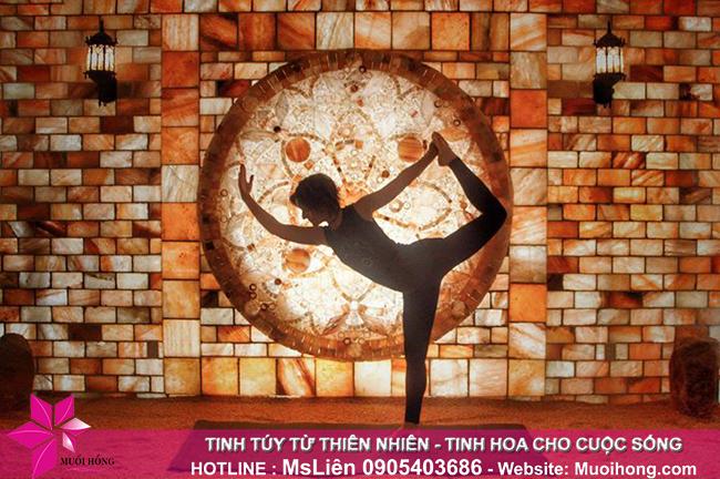 """Yoga đá muối và lợi ích """"kép"""" đối với sức khỏe_3"""