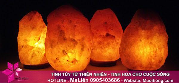 đèn đá muối tự nhiên 1