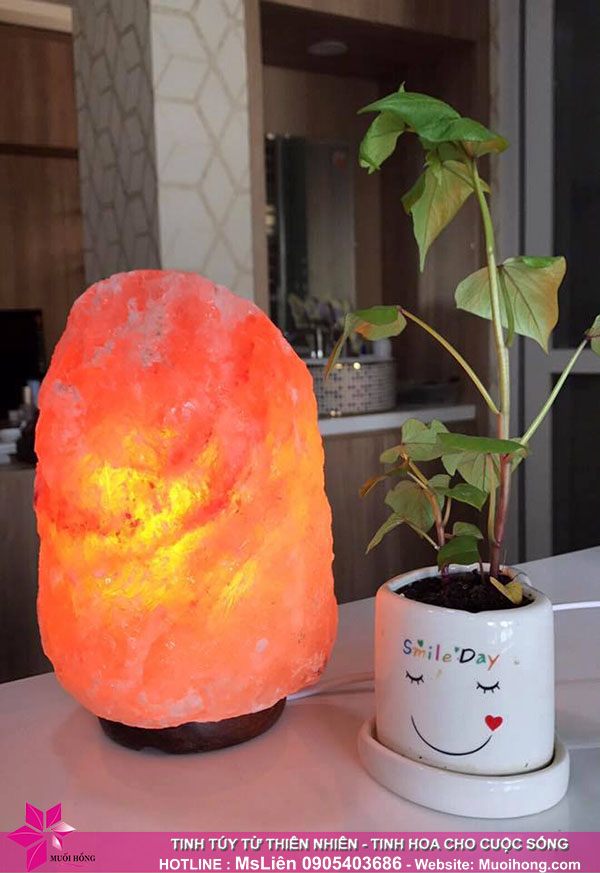 đèn đá muối tự nhiên 3
