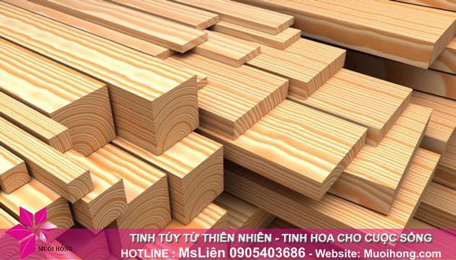gỗ thông phần lan 2