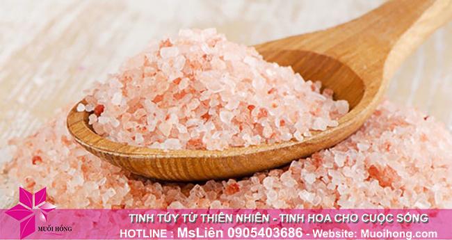 Phân biệt muối hồng Himalaya thật hay giả đơn giản với mẹo sau đây_1